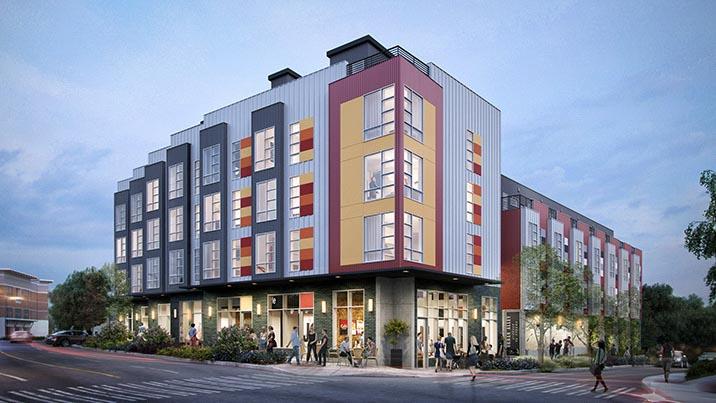 Rendering by Nicholson Kovalchick Architects