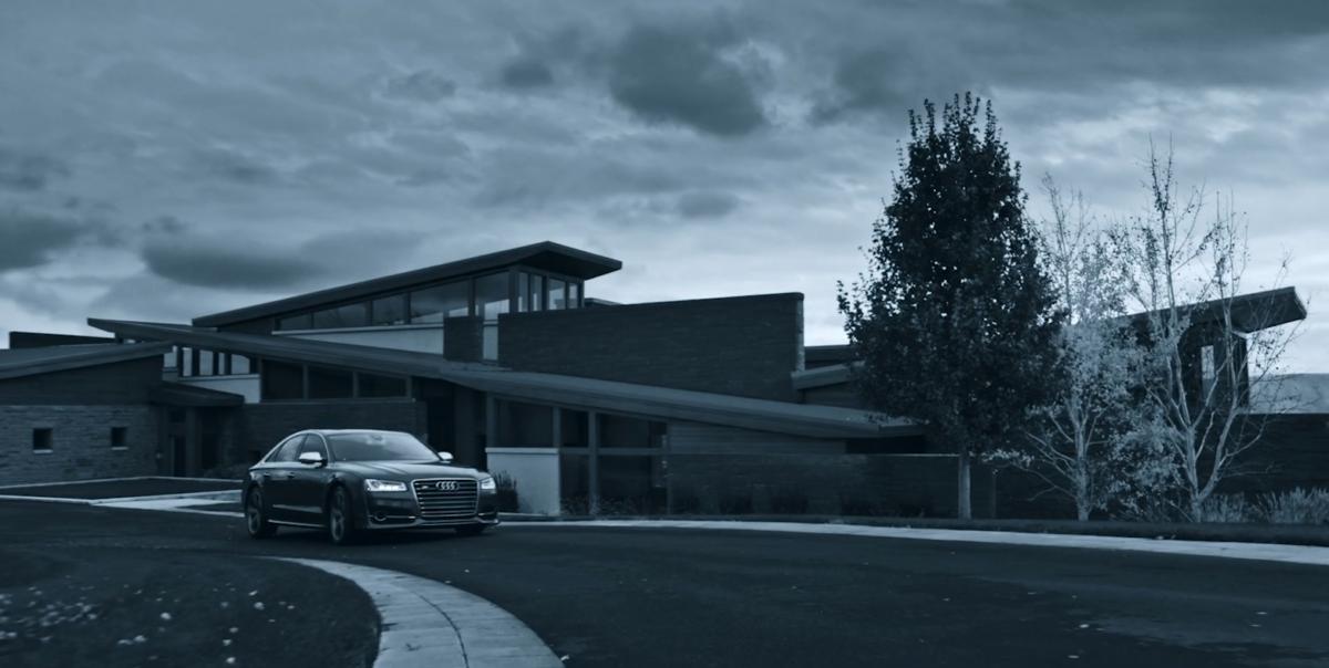 Yakima Ridge Residence featured by Audi